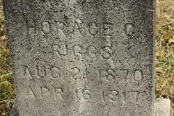 Horace Calvin Riggs