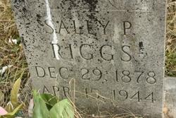 Sally Parthenia <i>Henry</i> Riggs
