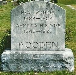 Cornelius Swank Wooden
