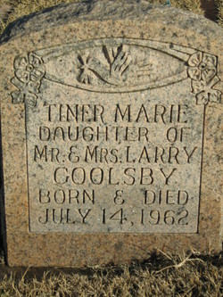 Tiner Marie Goolsby