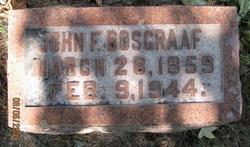 John Freerks Bosgraaf