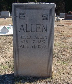 Hosea Allen