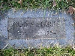 Clara <i>Lenmore</i> Starks