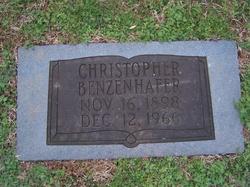 John Christopher Benzenhafer, Jr