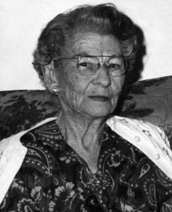 Mary Elizabeth <i>Norcross</i> Johnson
