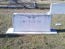 Lindsey Erasmus Hatcher, Sr