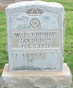 William Thomas Jefferson Bishop
