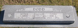 Carrie <i>Lawrence</i> Dodd
