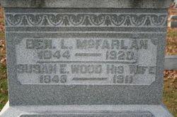 Susan E. <i>Wood</i> McFarlan