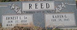 Karen <i>Goree</i> Reed
