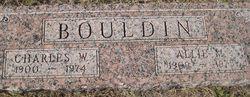 Allie M. <i>Garvin</i> Bouldin