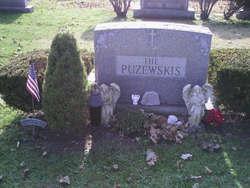Josephine <i>Kurzynska</i> Puzewski
