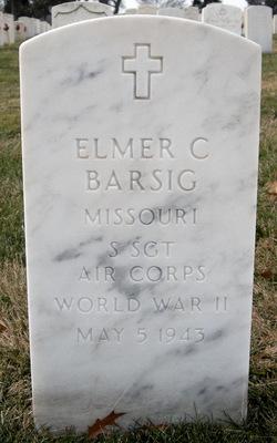 Elmer C Barsig
