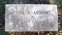 Emma <i>Hamrick</i> Andrews