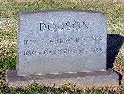 William Patterson Dodson
