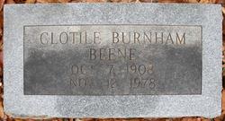 Clotile <i>Burnham</i> Beene