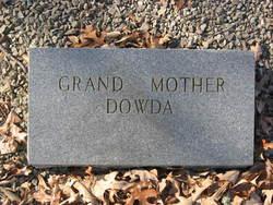 Grand Mother Dowda