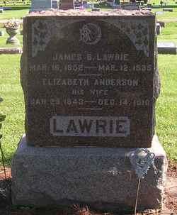 Elizabeth <i>Anderson</i> Lawrie