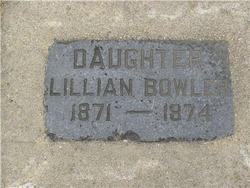 Lillian Bowler