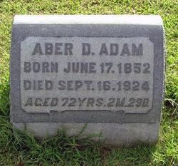 Aber Daniel Adam