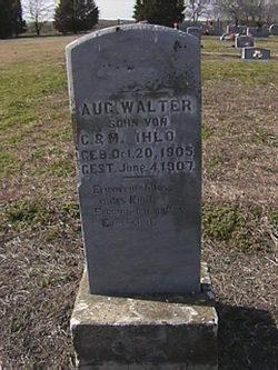 August Walter Ihlo