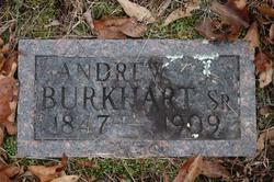 Andrew Jackson Burkhart, Sr
