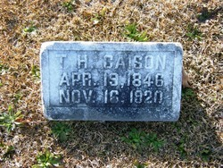 Thomas Hillery Caison