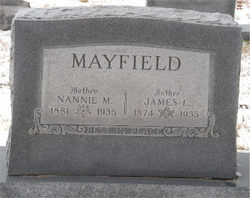 James L Mayfield