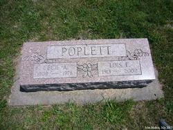 Lois F <i>Pullen</i> Poplett