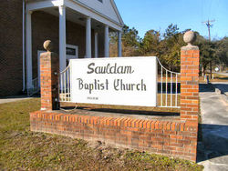 Sauldam Baptist Church Cemetery