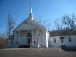 Dyer Hill Baptist Church Cemetery