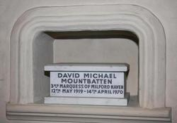 David Michael Mountbatten