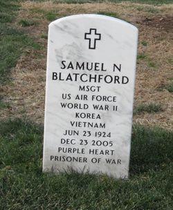 Samuel Nathan Blatchford