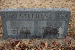 Clarence Stephens, Jr