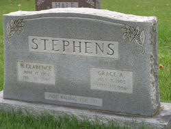 Grace Arizona <i>Barrett</i> Stephens