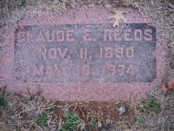 Claude E Reeds