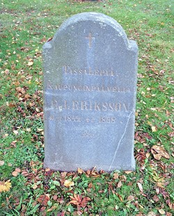 E. J. Eriksson