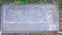 Marie D <i>Redding</i> Clark