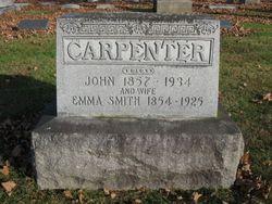 Emma <i>Smith</i> Carpenter