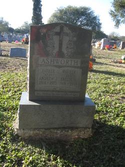 Andrew Jackson Ashworth, Jr