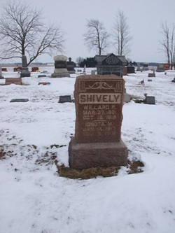 Willard R. Shively