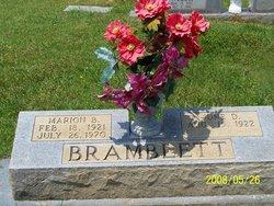 Marion B Bramblett