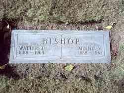 Minnie Violet <i>Merritt</i> Bishop