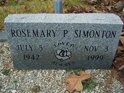 Rosemary <i>Puckett</i> Simonton