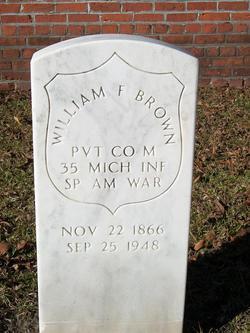 William F. Brown
