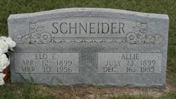 Elo Emil Schneider