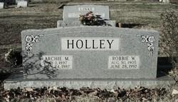 Robbie <i>Williams</i> Holley