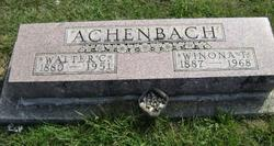 Walter C Achenbach