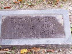 Elizabeth Ora <i>Ramsey</i> Ayers