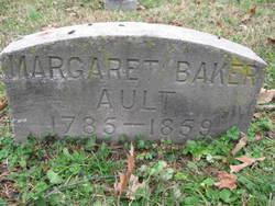 Margaret Peggy <i>Baker</i> Ault